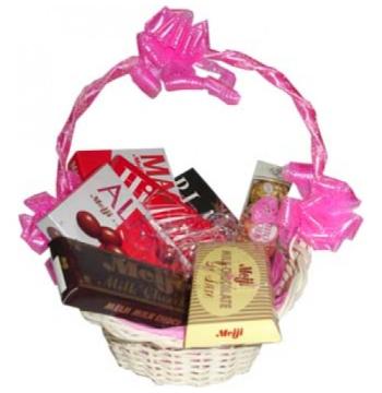 Basket of Chocolates Online Order to Manila Philippines