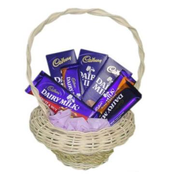 Cadbury Chocolate Lover Basket Online Order to Manila Philippines