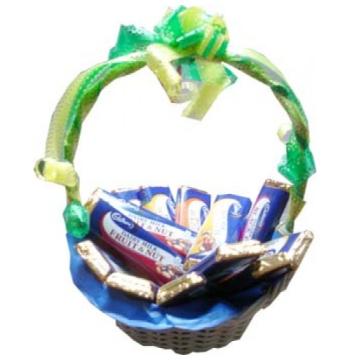 Cadbury Chocolate Lover Basket Send to Manila Philippines