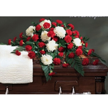 Casket Flower Spray Send to Manila Philippines