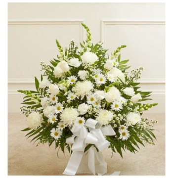 All White Flowers Delivery to Manila Philippines