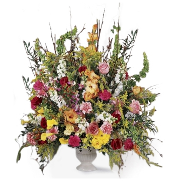 Variety Colors Flowers Arrangement Delivery to Manila Philippines