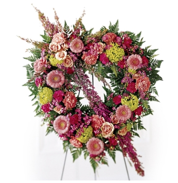 Roses,Gerberas,Waxflowers,Greenery and Seasonal Blooms Send to Manila Philippines