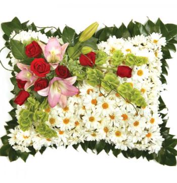 Chrysanthemum Pillow Send to Manila Philippines