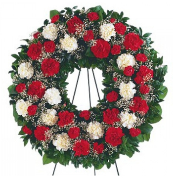 Hope and Honour Wreath Send to Manila Philippines