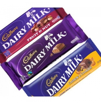 3 Assorted Bars 65g each Send to Manila Philippines