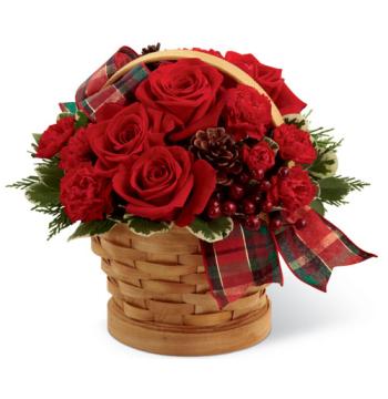 Joyous Holiday Bouquet Send to Manila