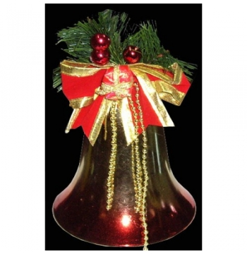 Christmas Bell Ornament in Manila