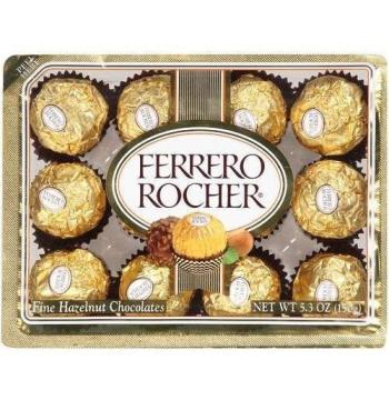 12pcs Ferrero Rocher Send to Manila Philippines