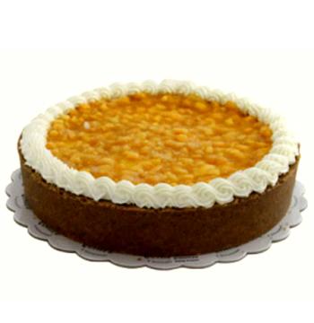 Mango Cheesecake by Contis Cake