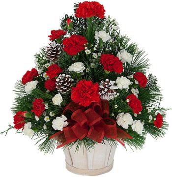 Christmas Basket of Joy Send to Manila