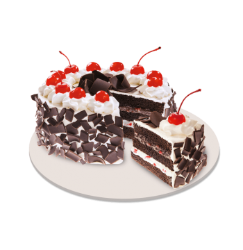 send black forest cake to manila