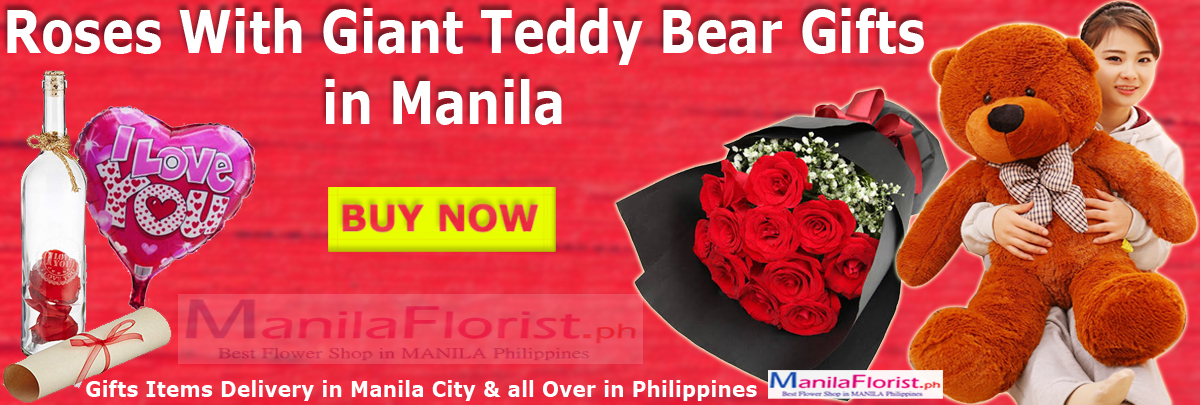 gift items delivery in manila city & all over in Philippines