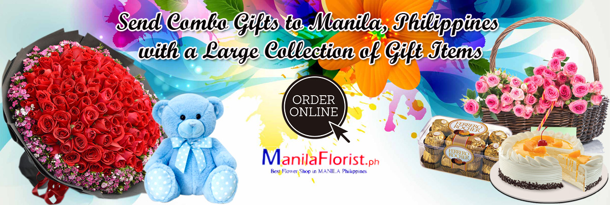 send combo gift to manila, philippines