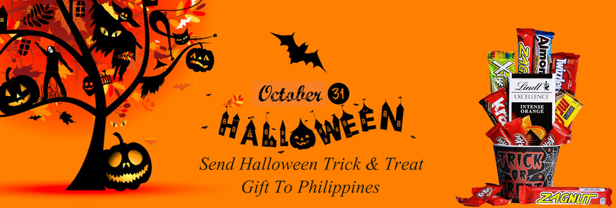 Halloween Gifts To Philippines