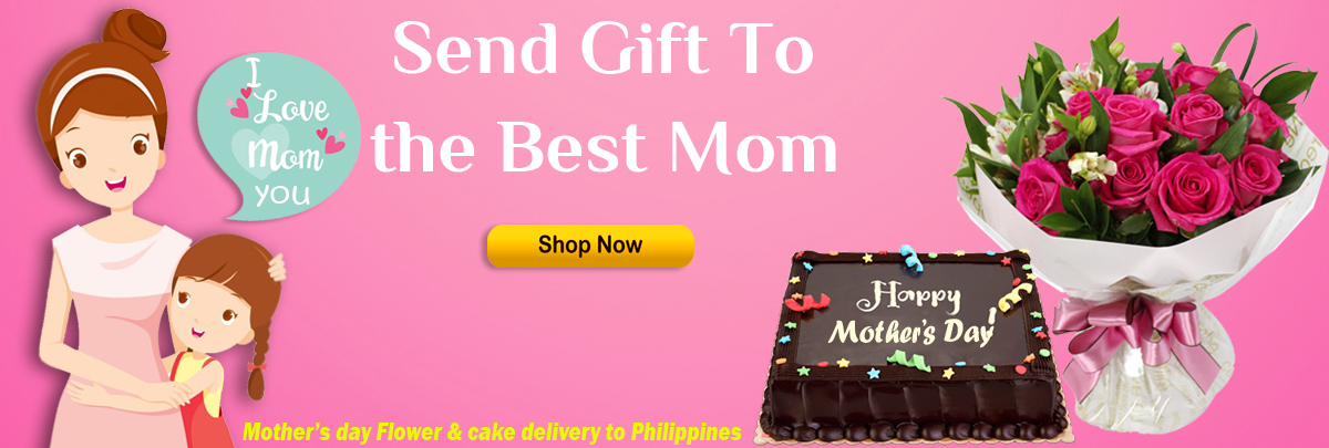 Send Mother's Day Gifts To Manila