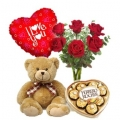 rose bear chocolate balloon online order to philippines,rose bear chocolate balloon delivery to manila,rose bear chocolate balloon send to manila philippines