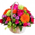 mothers day flowers basket delivery to manila