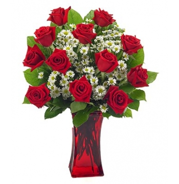 12 Elegant Rose Send to Manila Philippines