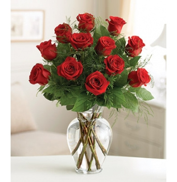 Premium Dozen Red Roses Send to Manila Philippines