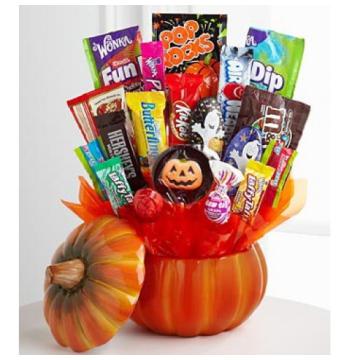 Halloween Temptations Boo-quet Send to Manila Philippines