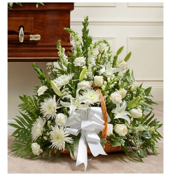 Thoughts and Prayers Sympathy Flowers Delivery to Manila Philippines