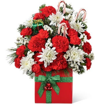 ​Christmas Cheer Bouquet Send to Manila