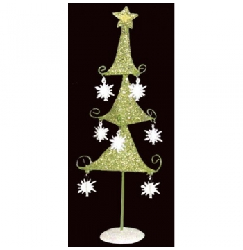 ​Glittered Christmas Tree Send to Manila