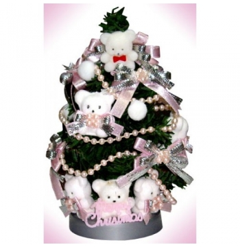 ​Little Christmas Ornament w/ Mini Bears to Manila