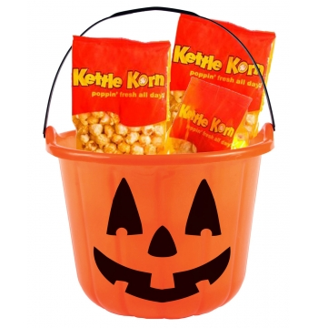 Great Halloween POP corn Treat to Manila