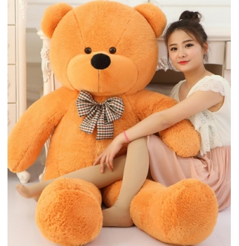 send giant size 5 feet teddy bear manila