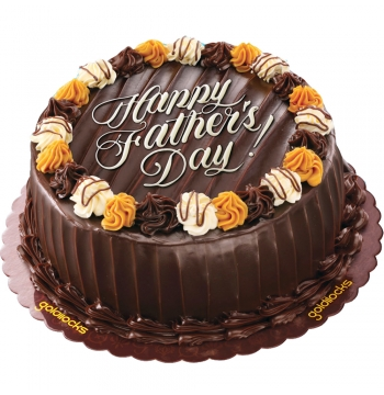 Choco Caramel Decadence Cake By Goldilocks Delivery in Manila