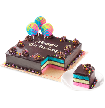 rainbow dedication cake philippines