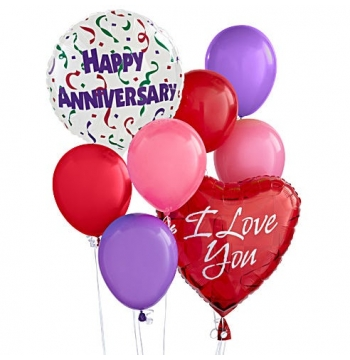 send anniversary balloon in manila