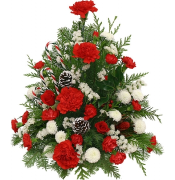 ​Decorative Floral Tree Send to Manila