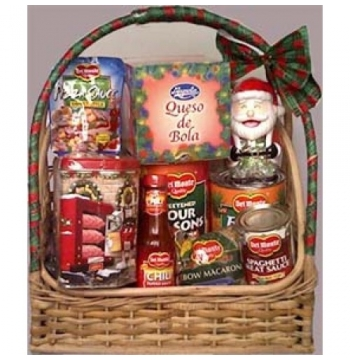 Chrismas Gifts Basket Send to Manila