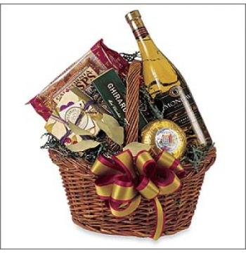 Christmas Gifts Basket Send to Manila
