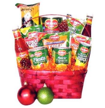 Family Feast Christmas Basket Send to Manila
