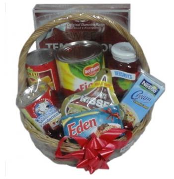 Xmas Gifts Basket Send to Manila