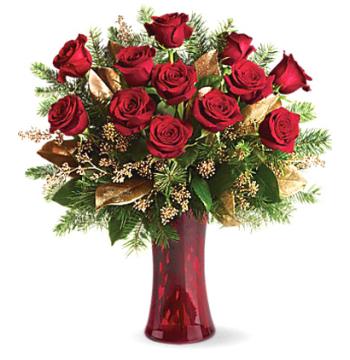 1 Dozen Christmas Roses