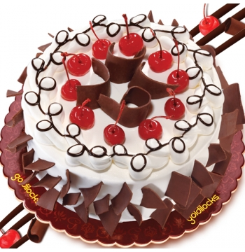 Black Forest Cake By Goldilocks Delivery in Manila Philippines