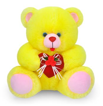 send yellow teddy bear manila