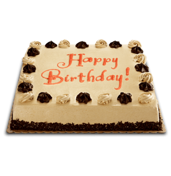 send mocha cake by red ribbon to manila philippines, delivery cake to philipines