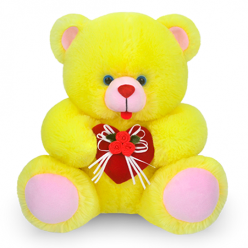 send yellow teddy bear manila